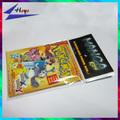 pop jogo plástico impresso personalizado cartões comerciais de embalagens