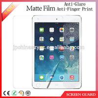 cell phone screen protector matte film anti-glare screen protectors for iPad
