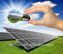 hot sale 250w grid on solar micro inverter high efficiency 250w mono solar panel 5000w solar power system for family