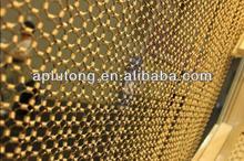 Room dividers bedroom/Metal ring mesh