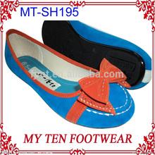 Fancy New Designs Wholesale Woman Flat Shoes