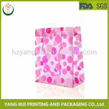 Alibaba China Supplier Portable Luxury Shopping Bags,fancy shopping bag