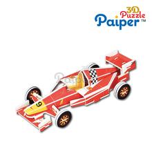 Cheap toys 3d jigsaw puzzles china racing car