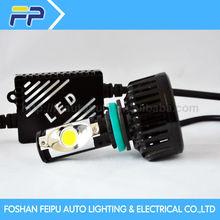 car accessory motor car accessories from shizun car lamp LED H8 headlight