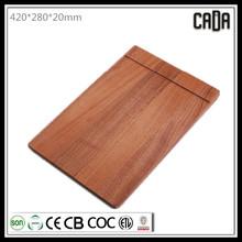 caida 2014 high quality kitchen solid wood Cutting Board