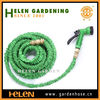 China Best Quality Luxury Expandable Garden Water Hose with Brass Connector and Nozzle, Long Lifespan