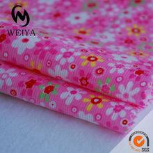 100% cotton print fabric
