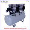 piston mute dental equipment oil free air compressor