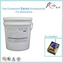 Neutral polyurethane pouring sealant for circuit board
