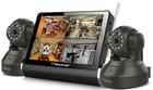 wireless home surveillance camera security camera dvr kit