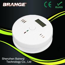 Household CO gas alarm briquette stove soot alarm carbon monoxide detector U.S. imported chips