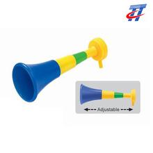 Plastic cheering horn sports plastic trumpet