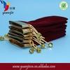 China small velvet bag wholesale