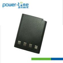 Rechargeable nicd nimh battery pack 9.6v 1200/1800mah batteries NTN5477 for radio MTX800 HT600 P2000 (PTM-200)