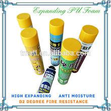 Fiesta de espuma en aerosol,Professional PU Foam Sealant Manufacturer