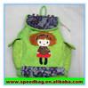 New design travel bag souvenir green backpack funny souvenir items