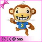 dobby animal toy wholesales plush toy stuffed monkey keychain