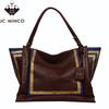2014 new fashion saffiano ladies handbag manufacturers