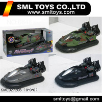 RC Hovercrafts gas power rc boat