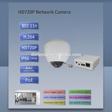 Email Pet Camera Security IP Dome Camera