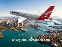 Air to BELL BAY, Australia from Shanghai/ningbo----anne