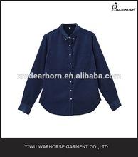 blue open blouse picture