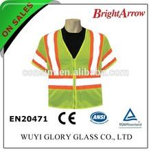 HOT SELLER EN20471 reflective basketball vest