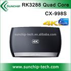 android media player tv box usb 3, full HD 1080P media player, smart tv box