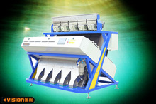 hemp seeds automatic color cleaner machine, seeds color cleaning equipment from Anhui