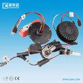 Condução de luz hid kit xenon auto iluminação kit de conversão h7 35w/55w 4300k 6000k 8000k 10000k diodo emissor de luz lâmpada para todos os carros