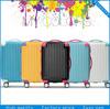 fashion design ABS trolley luggage bag travel bar suitcase
