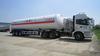 China 2014 Liquid carbon dioxide CO2 tank semi trailer transporter