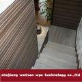 Bon marché et facile wpc. sculpture sur bois décorative panneau mural extérieur placagecms deckingws- wj20- 110