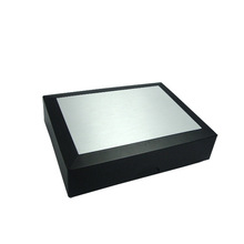 Creative Fancy Aluminum Gift Box Plastic
