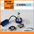 Buena calidad H4 16 w led bulbo de la linterna para motocicletas