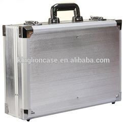stripe line aluminium instrument case KL-TC014