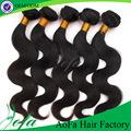 Hotsale 100% cabelos ondulados humanos mais baratos cabelo humano