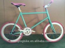 Mini girls fixed gear bike/children bicycle with fashionable design