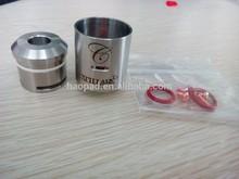 2014 dry herb atomizer wholesale exgo w3/stillare v3 rda/Stillare v3 atomizer