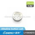A76/lr44/ag13/px76a/gpa76/a-76/76a für uhren/rechner/digitalen alarm