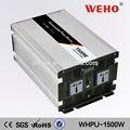 energia conversor de 1500w inversor dc 12v para 220v ac com carregador