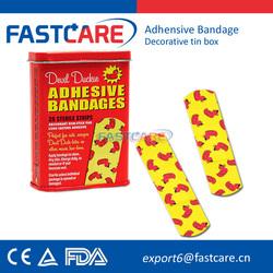 CE FDA Custom Adhesive Printed Band Aids