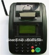 Goodcom GPRS SMS Printer, can remote update , support multi languages and DIY order receipt format