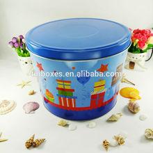 hot sale birthday present tin box wholesale