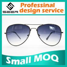 SEER 2014 Summer Women Stainless Steel Sunglasses Imitations