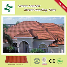 Chinese best reliable roofing material factory direct galvanized sheet metal roofing price hot sale in 2014