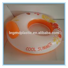 PVC inflatable floating raft, air water raft