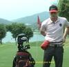 Helix wholesale durable golf ball bag,golf ball drawstring bag