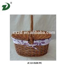 2014 Cheap wholesale picnic for 4 person black