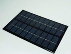 High efficiency customized design 260x180mm 6v 5w small size poly/mono solar cell for solar charger/ led light
